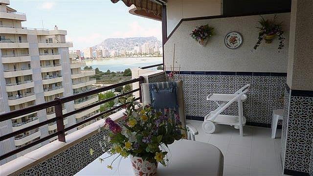 Apartamento en venta en calle Llebeig, Calpe/Calp - 198373391