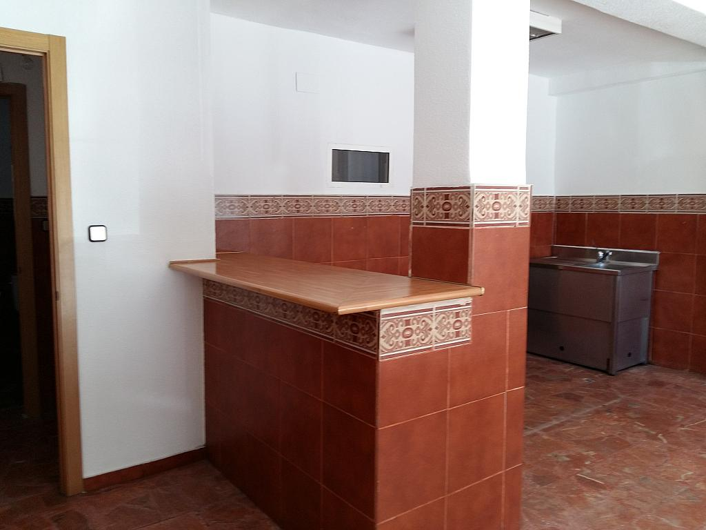 Local en alquiler en calle Xx, Juan de la Cierva en Getafe - 251915513