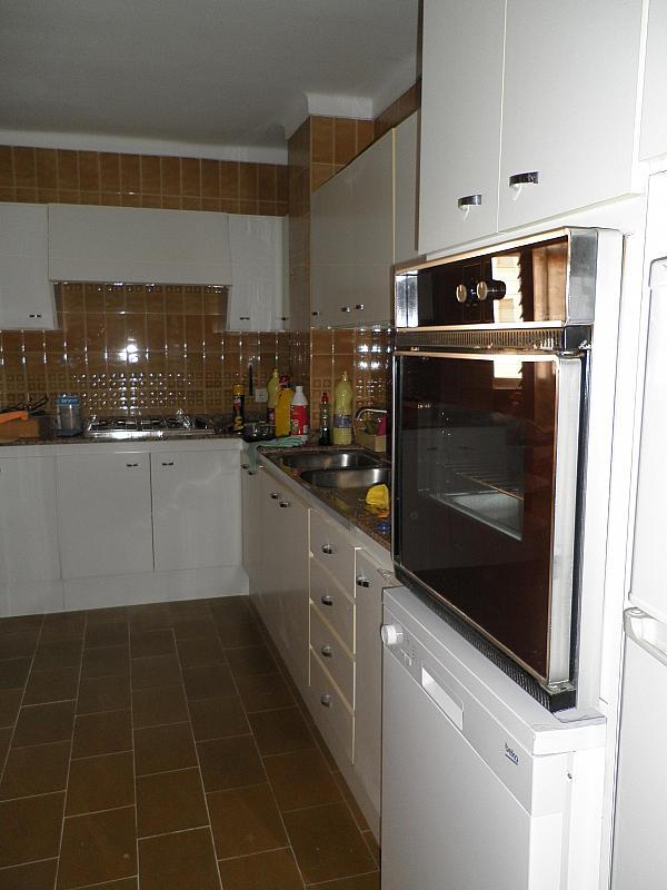 Cocina - Piso en alquiler en calle A R, Marquès de la Fontsanta en Palma de Mallorca - 293620201