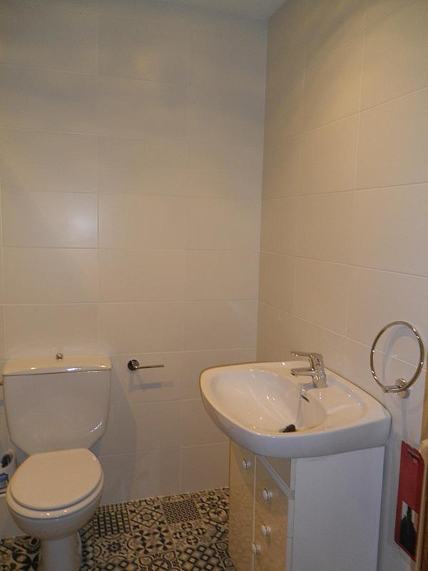 Baño - Piso en alquiler en calle A R, Marquès de la Fontsanta en Palma de Mallorca - 293620217