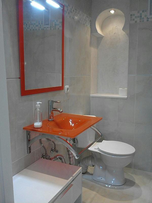 Baño - Piso en alquiler en calle , Zona portuaria en Palma de Mallorca - 307435359