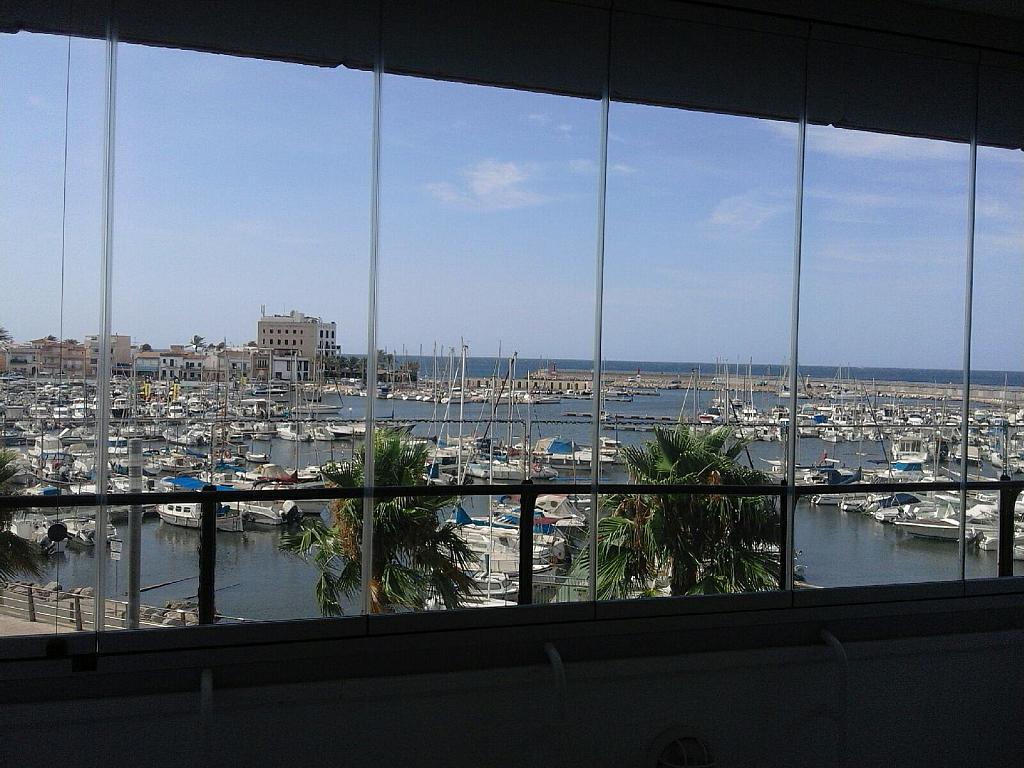 Terraza - Piso en alquiler en calle , Zona portuaria en Palma de Mallorca - 307435376