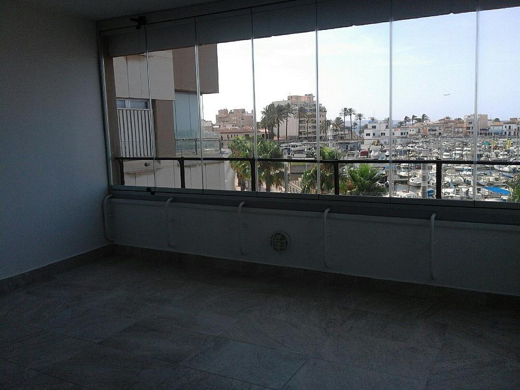 Terraza - Piso en alquiler en calle , Zona portuaria en Palma de Mallorca - 307435382