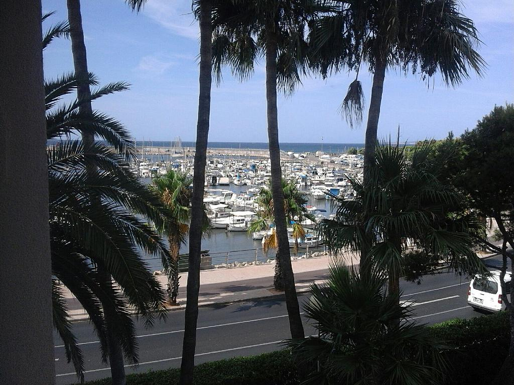 Terraza - Piso en alquiler en calle , Zona portuaria en Palma de Mallorca - 307435389