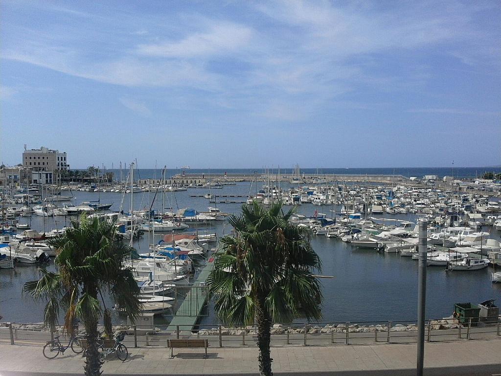 Terraza - Piso en alquiler en calle , Zona portuaria en Palma de Mallorca - 307435414