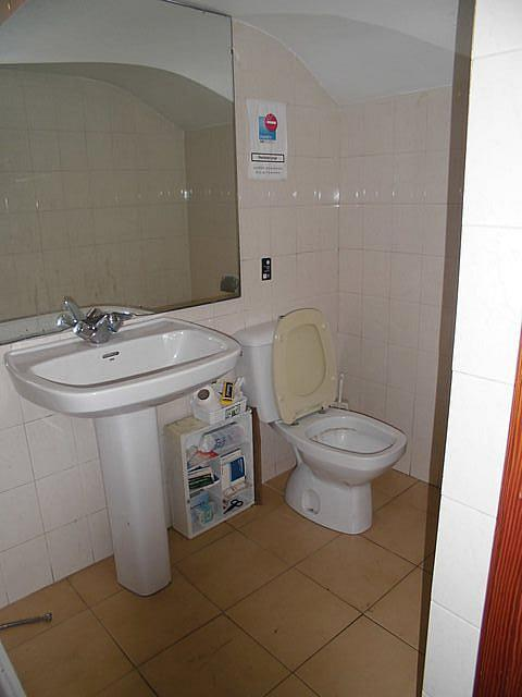 Baño - Local comercial en alquiler en calle , Cas Capiscol en Palma de Mallorca - 329588476