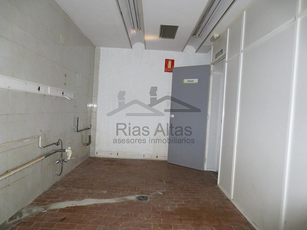 Local en alquiler en calle Angel Rebollo, Monte Alto-Zalaeta-Atocha en Coruña (A) - 287686399