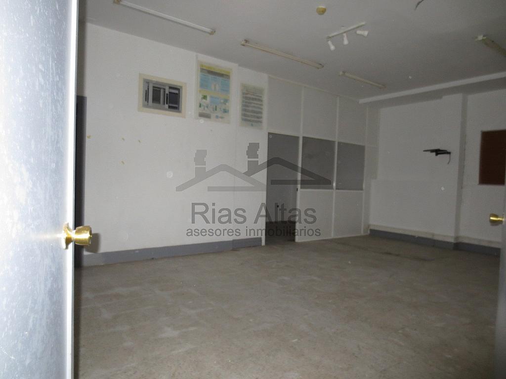 Local en alquiler en calle Angel Rebollo, Monte Alto-Zalaeta-Atocha en Coruña (A) - 287686410