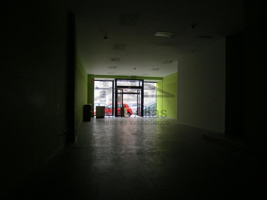 Local en alquiler en calle Angel Rebollo, Monte Alto-Zalaeta-Atocha en Coruña (A) - 287686422