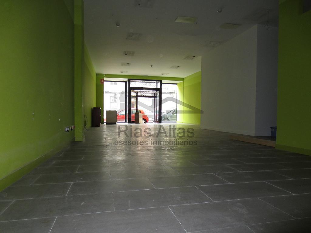Local en alquiler en calle Angel Rebollo, Monte Alto-Zalaeta-Atocha en Coruña (A) - 287686431
