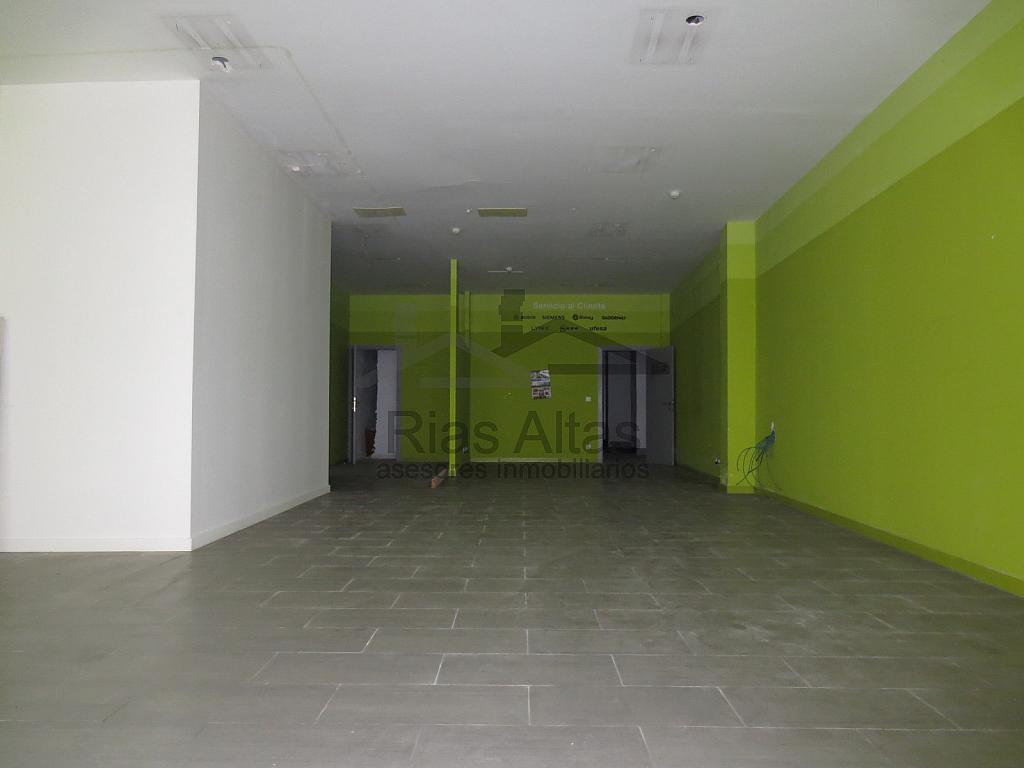 Local en alquiler en calle Angel Rebollo, Monte Alto-Zalaeta-Atocha en Coruña (A) - 287686434