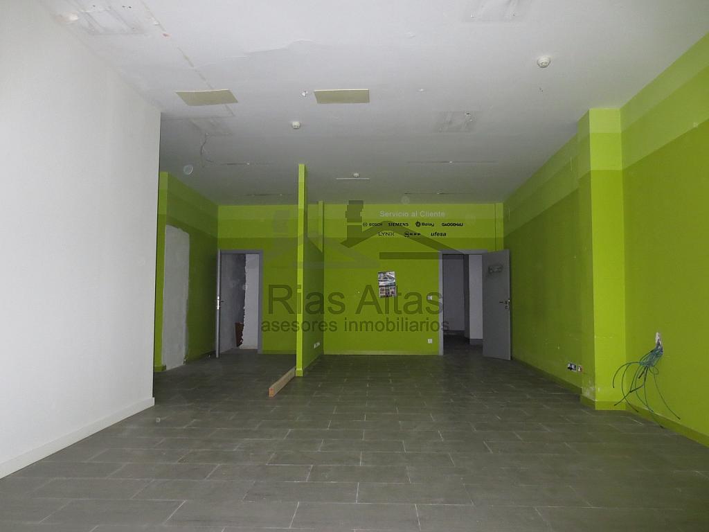 Local en alquiler en calle Angel Rebollo, Monte Alto-Zalaeta-Atocha en Coruña (A) - 287686440
