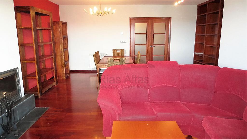 Piso en alquiler en calle Luis Freire Garcia, Palavea-Mesoiro-Feans en Coruña (A) - 296605523