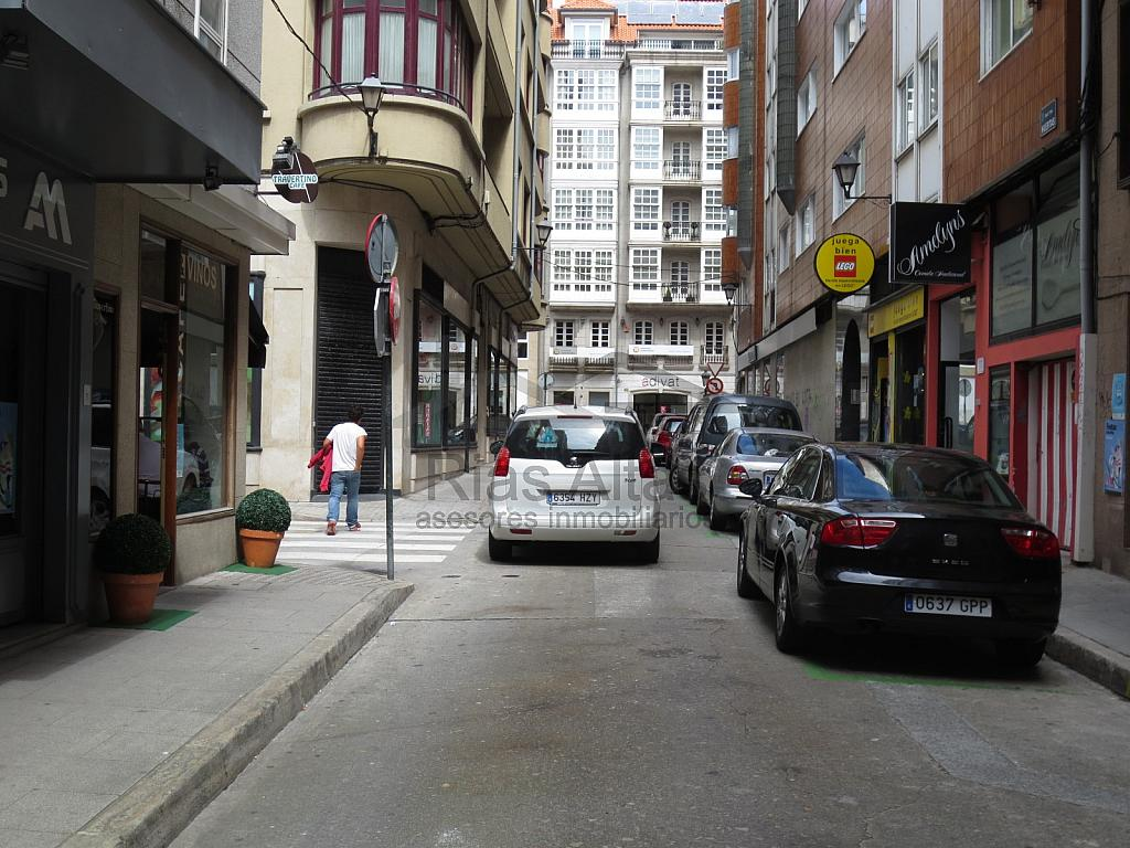Local en alquiler en calle Huertas, Centro-Juan Florez en Coruña (A) - 305964914