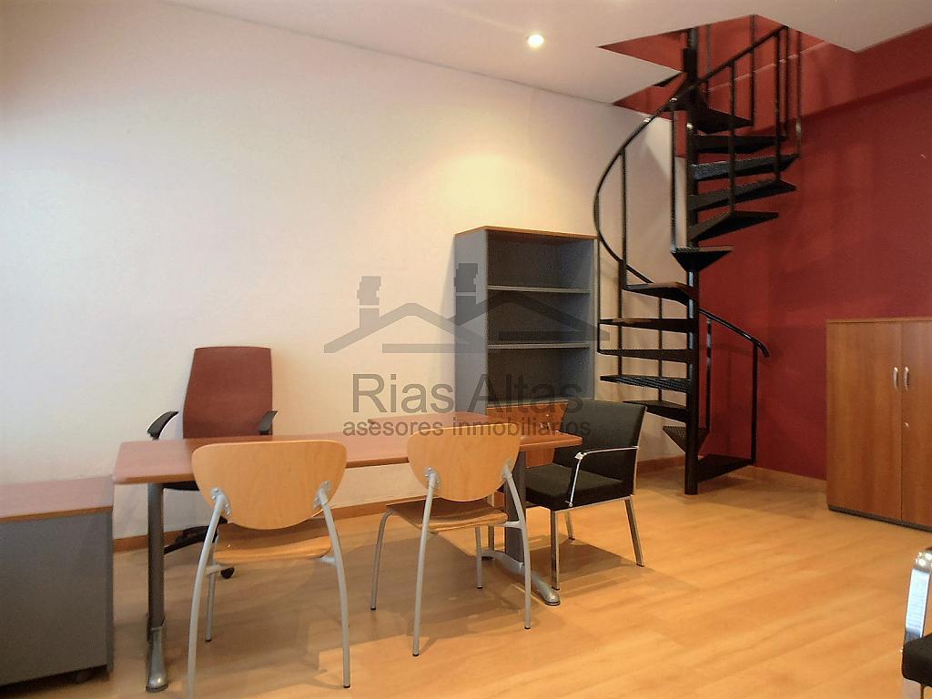 Local en alquiler en calle Huertas, Centro-Juan Florez en Coruña (A) - 305964930