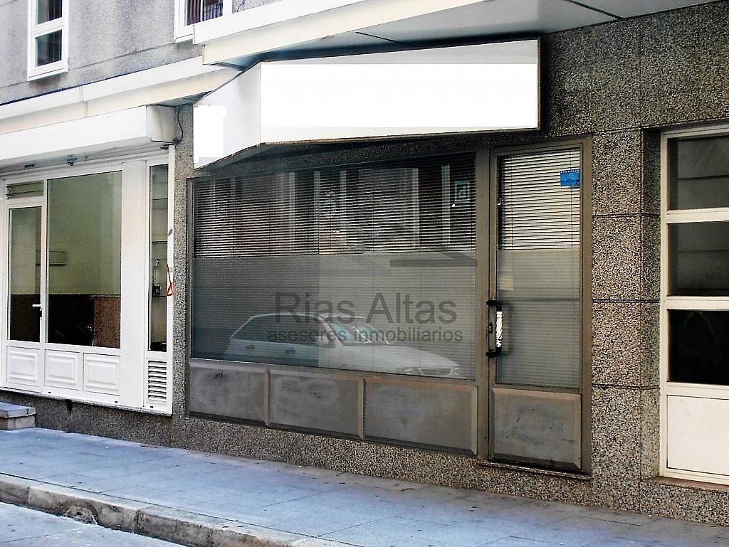Local en alquiler en calle Huertas, Centro-Juan Florez en Coruña (A) - 305964944
