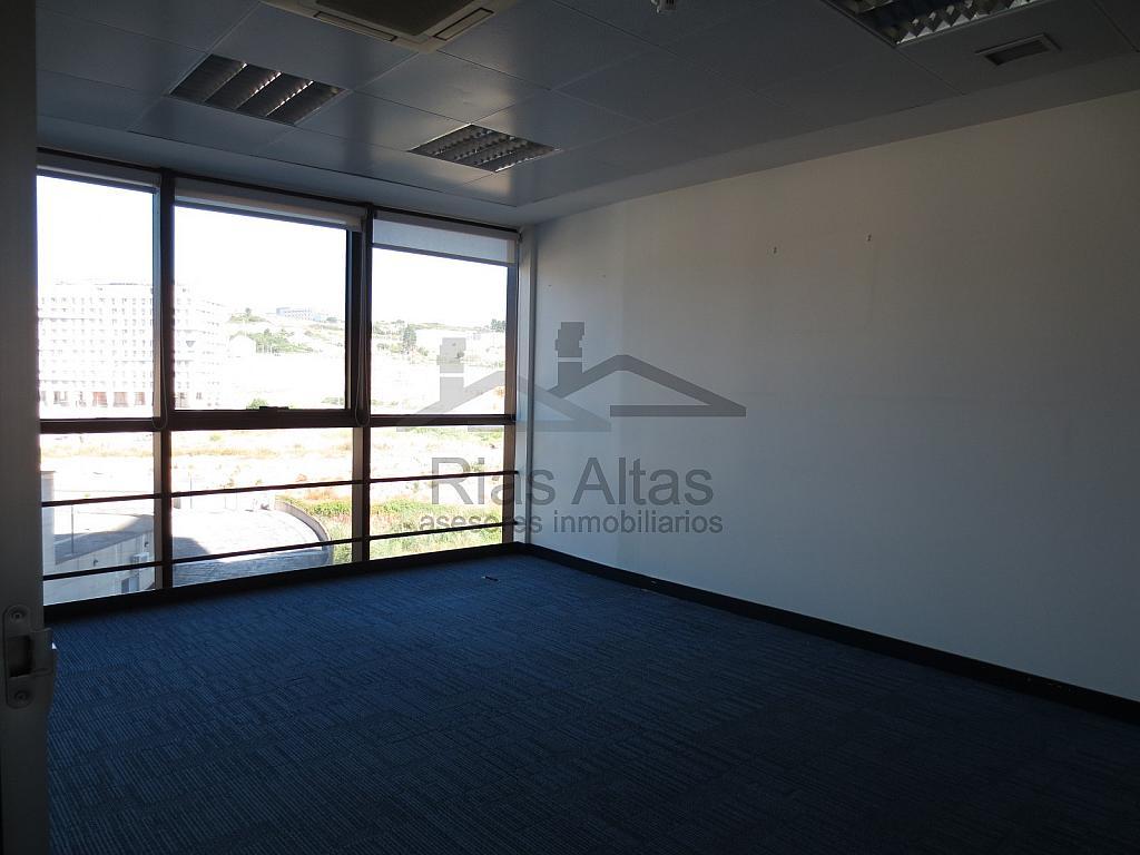 Oficina en alquiler en calle Enrique Mariñas Romero, Los Castros-Castrillón-Eiris en Coruña (A) - 306447040