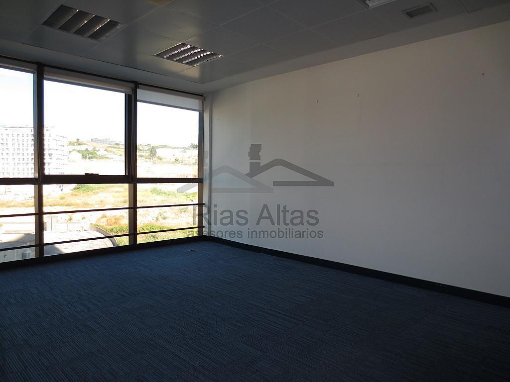 Oficina en alquiler en calle Enrique Mariñas Romero, Los Castros-Castrillón-Eiris en Coruña (A) - 306447041