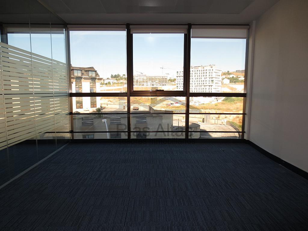 Oficina en alquiler en calle Enrique Mariñas Romero, Los Castros-Castrillón-Eiris en Coruña (A) - 306447045