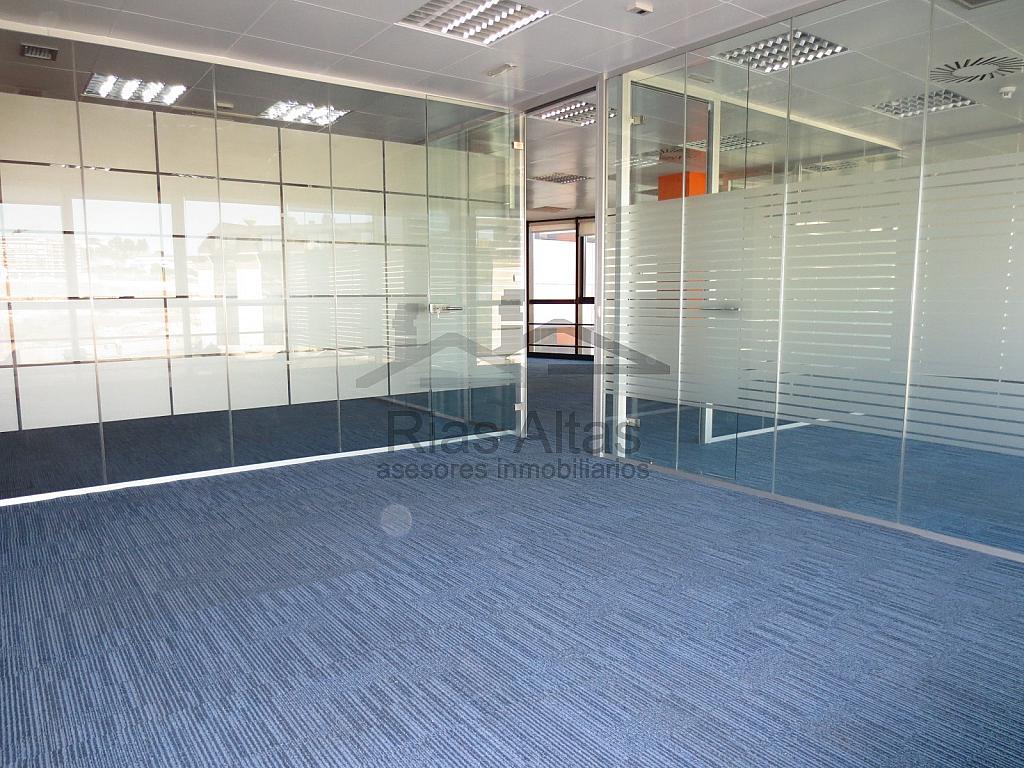 Oficina en alquiler en calle Enrique Mariñas Romero, Los Castros-Castrillón-Eiris en Coruña (A) - 306447049