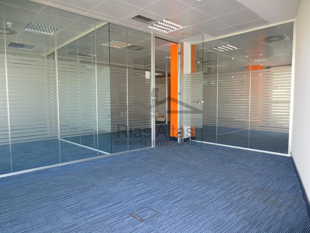 Oficina en alquiler en calle Enrique Mariñas Romero, Los Castros-Castrillón-Eiris en Coruña (A) - 306447060