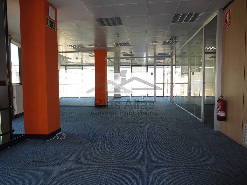 Oficina en alquiler en calle Enrique Mariñas Romero, Los Castros-Castrillón-Eiris en Coruña (A) - 306447063