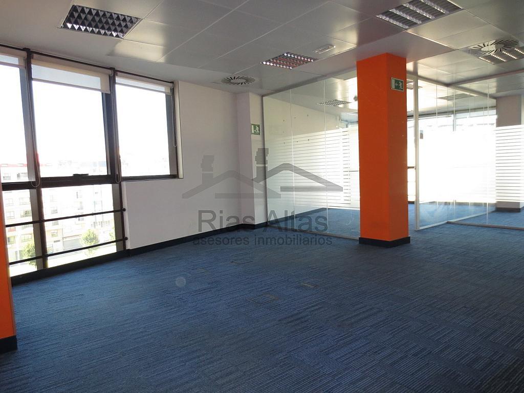 Oficina en alquiler en calle Enrique Mariñas Romero, Los Castros-Castrillón-Eiris en Coruña (A) - 306447064