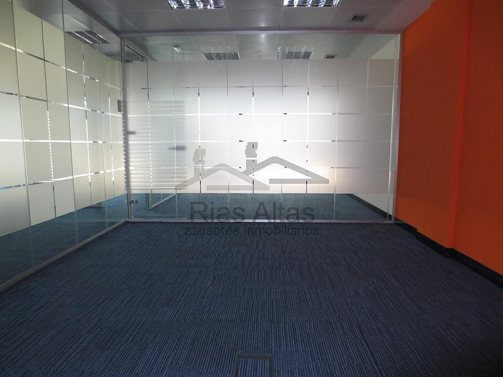Oficina en alquiler en calle Enrique Mariñas Romero, Los Castros-Castrillón-Eiris en Coruña (A) - 306447069