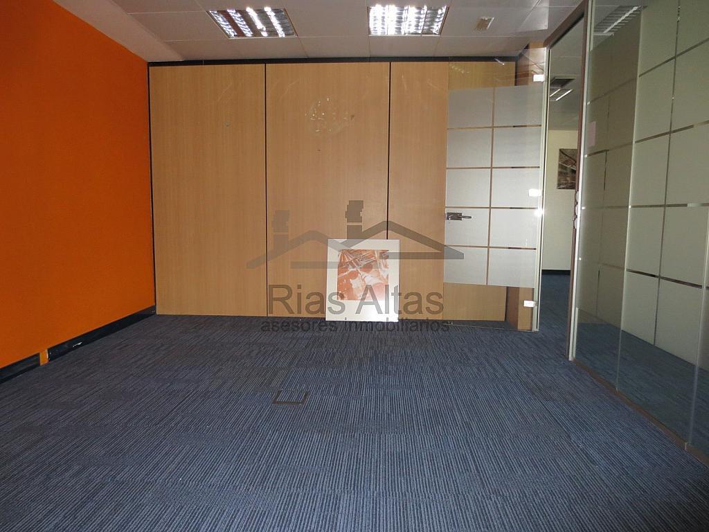 Oficina en alquiler en calle Enrique Mariñas Romero, Los Castros-Castrillón-Eiris en Coruña (A) - 306447072