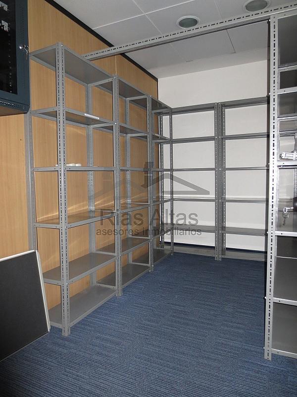Oficina en alquiler en calle Enrique Mariñas Romero, Los Castros-Castrillón-Eiris en Coruña (A) - 306447075