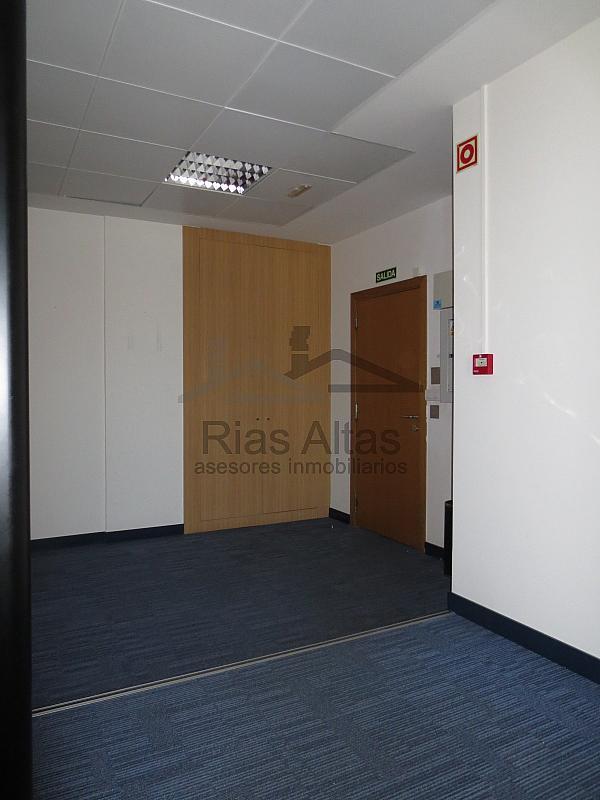Oficina en alquiler en calle Enrique Mariñas Romero, Los Castros-Castrillón-Eiris en Coruña (A) - 306447076