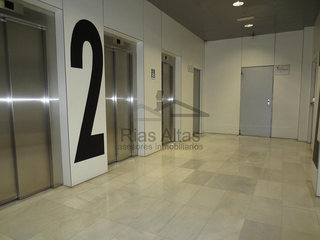 Oficina en alquiler en calle Enrique Mariñas Romero, Los Castros-Castrillón-Eiris en Coruña (A) - 306447079
