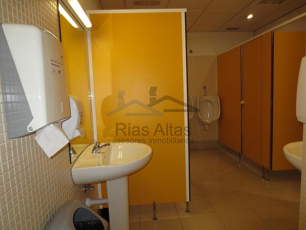 Oficina en alquiler en calle Enrique Mariñas Romero, Los Castros-Castrillón-Eiris en Coruña (A) - 306447085