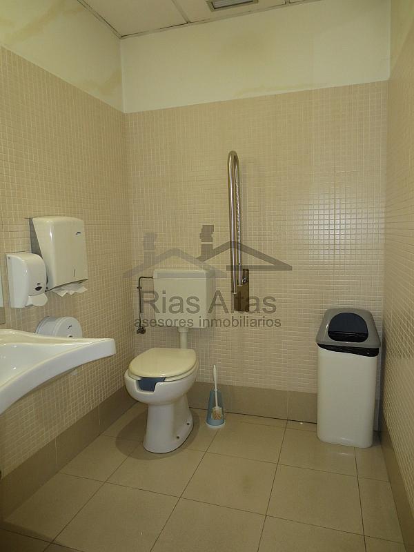 Oficina en alquiler en calle Enrique Mariñas Romero, Los Castros-Castrillón-Eiris en Coruña (A) - 306447087