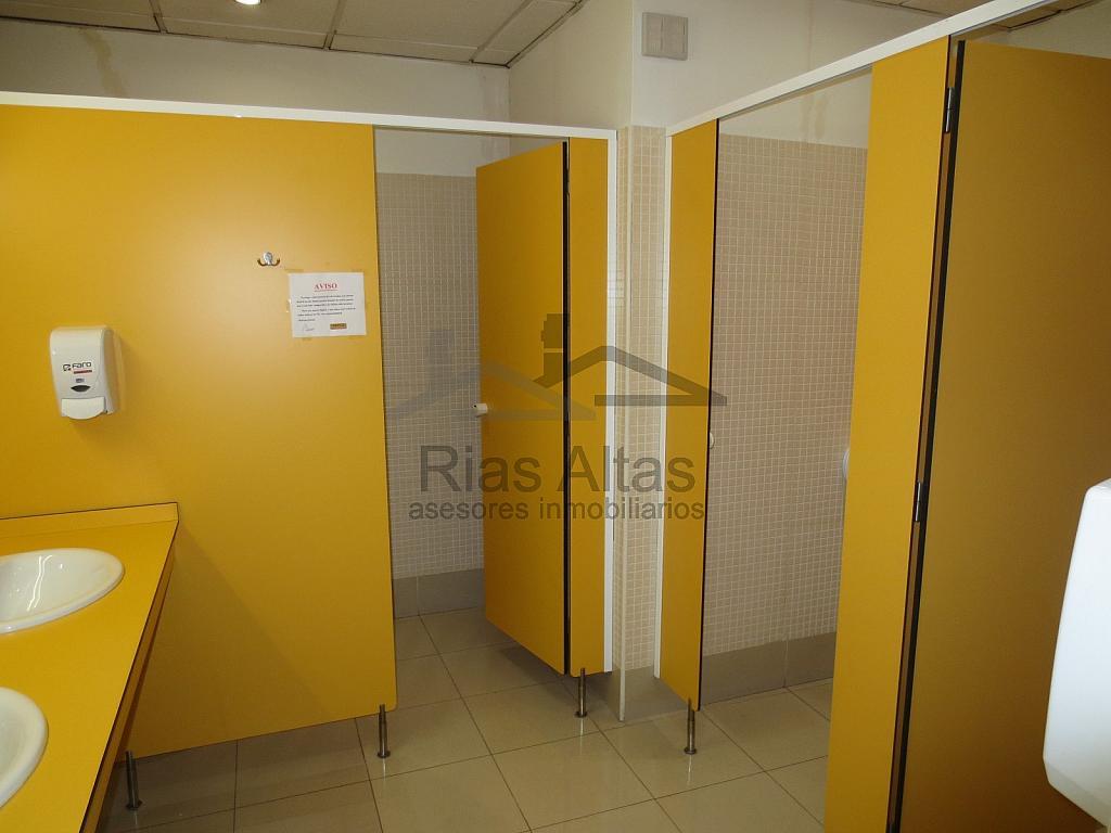 Oficina en alquiler en calle Enrique Mariñas Romero, Los Castros-Castrillón-Eiris en Coruña (A) - 306447092