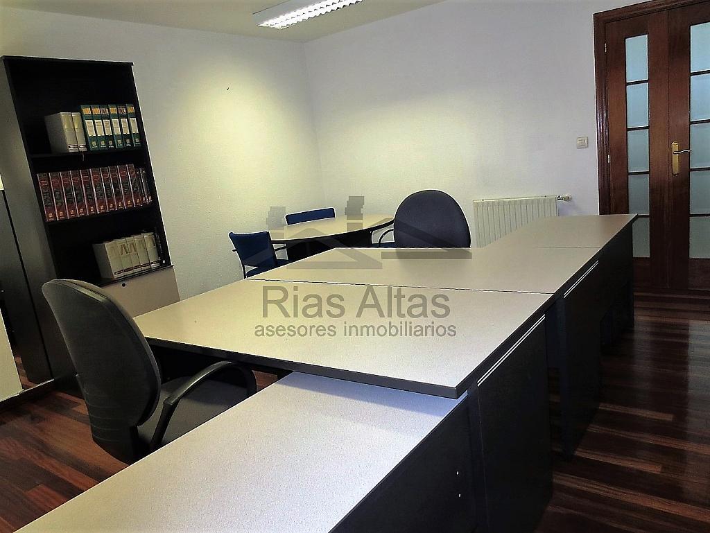 Oficina en alquiler en calle Rio de Monelos, Cuatro Caminos-Plaza de la Cubela en Coruña (A) - 306470402