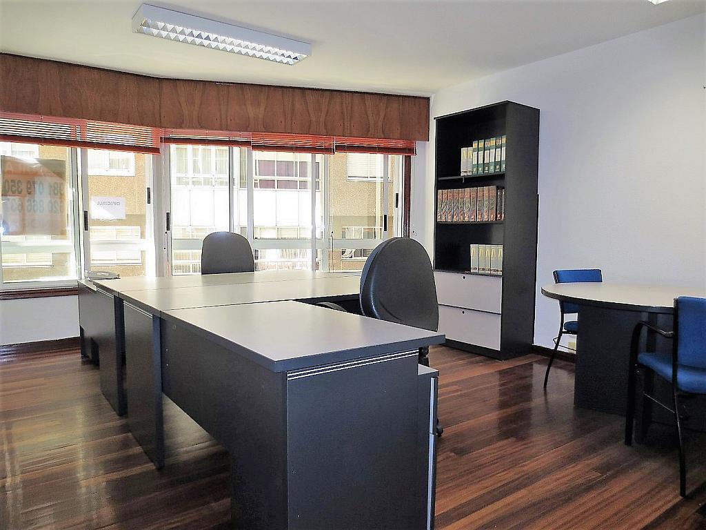 Oficina en alquiler en calle Rio de Monelos, Cuatro Caminos-Plaza de la Cubela en Coruña (A) - 306470453