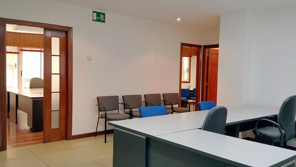 Oficina en alquiler en calle Rio de Monelos, Cuatro Caminos-Plaza de la Cubela en Coruña (A) - 306470486