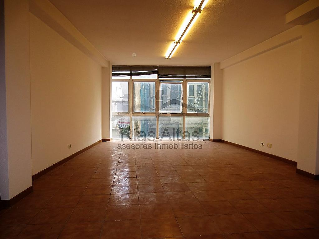 Oficina en alquiler en calle Juan a de Vega, Centro-Juan Florez en Coruña (A) - 308500721
