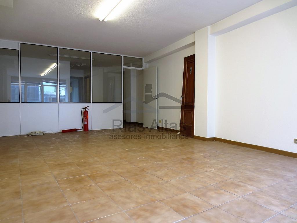 Oficina en alquiler en calle Juan a de Vega, Centro-Juan Florez en Coruña (A) - 308500725