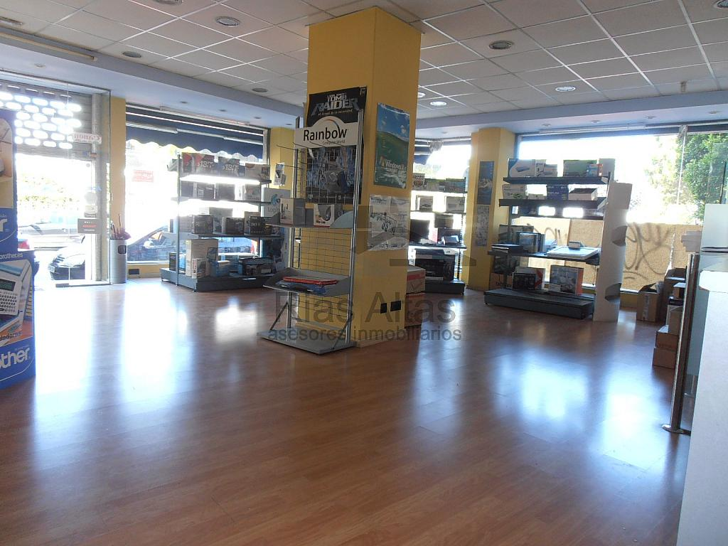 Local en alquiler en calle Roberto Tojeiro, Cuatro Caminos-Plaza de la Cubela en Coruña (A) - 309604772