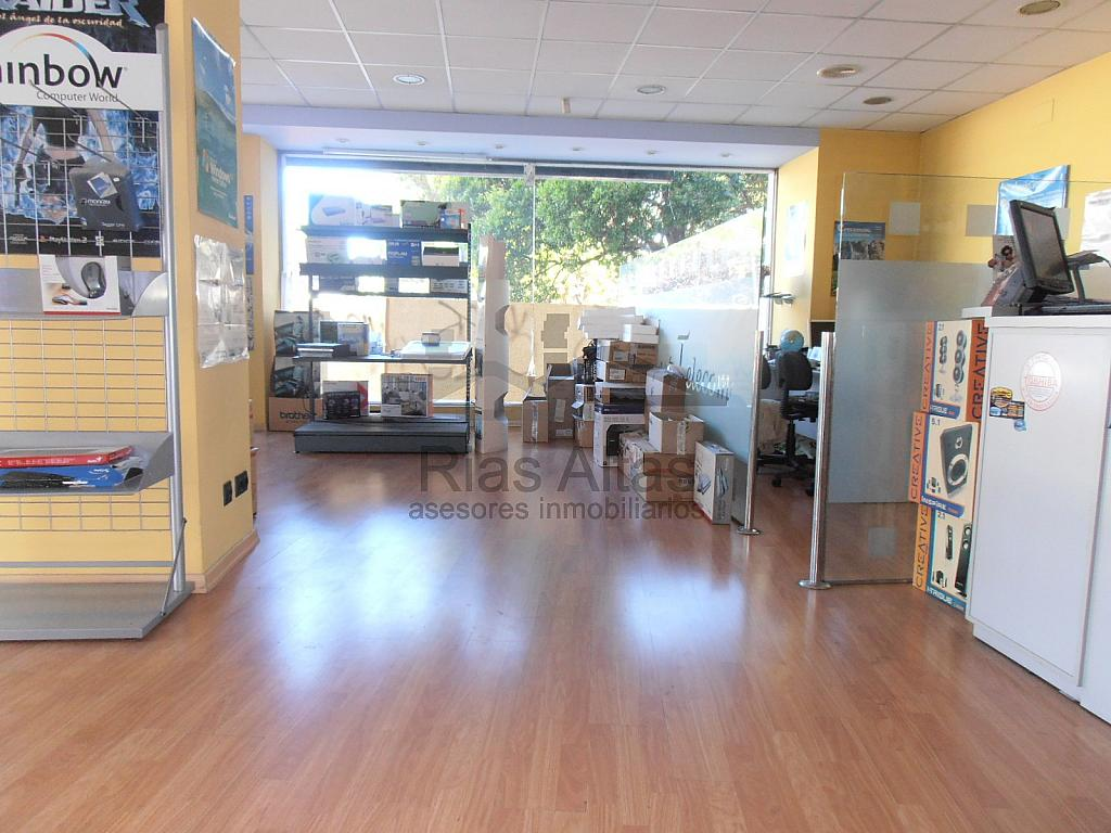 Local en alquiler en calle Roberto Tojeiro, Cuatro Caminos-Plaza de la Cubela en Coruña (A) - 309604777