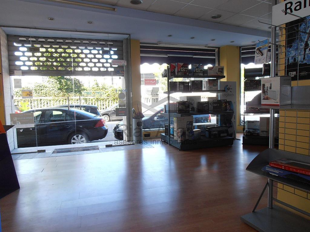 Local en alquiler en calle Roberto Tojeiro, Cuatro Caminos-Plaza de la Cubela en Coruña (A) - 309604786