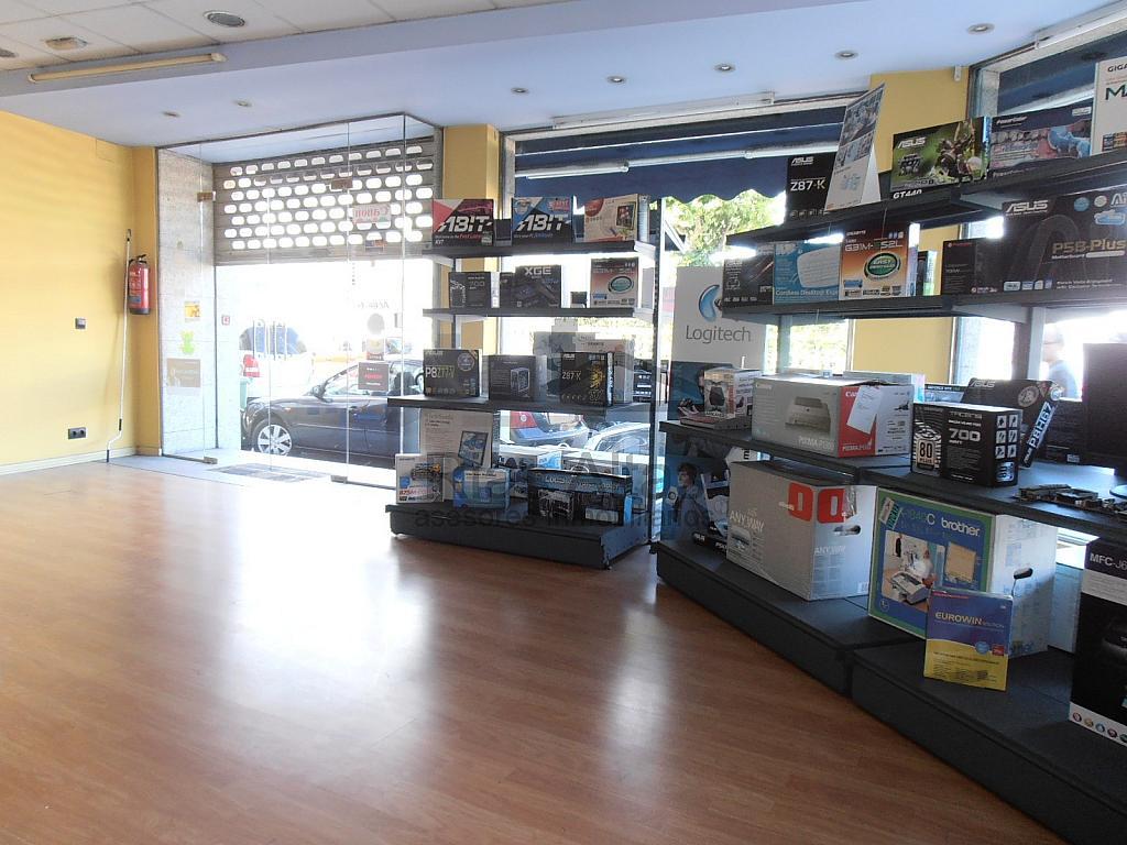 Local en alquiler en calle Roberto Tojeiro, Cuatro Caminos-Plaza de la Cubela en Coruña (A) - 309604802