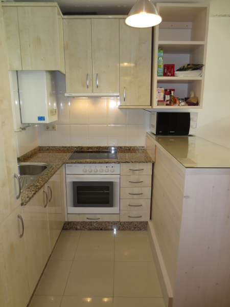 Apartamento en alquiler en calle Vereda del Polvorin, Monte Alto-Zalaeta-Atocha en Coruña (A) - 118511663