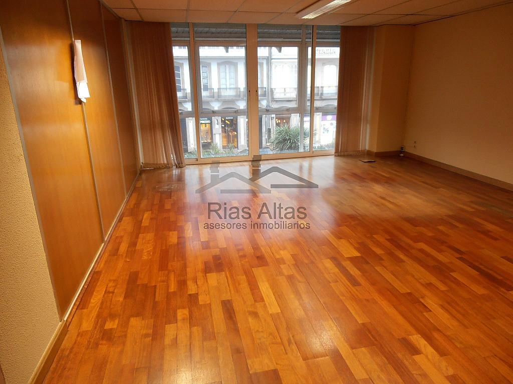 Oficina en alquiler en calle Juana de Vega, Centro-Juan Florez en Coruña (A) - 171795342