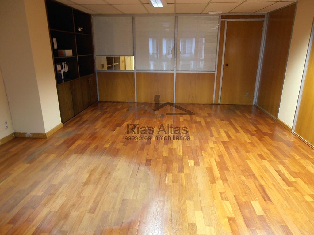 Oficina en alquiler en calle Juana de Vega, Centro-Juan Florez en Coruña (A) - 171795345