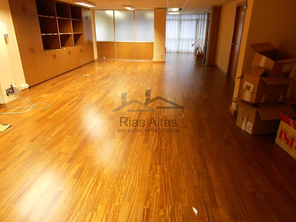 Oficina en alquiler en calle Juana de Vega, Centro-Juan Florez en Coruña (A) - 171795352