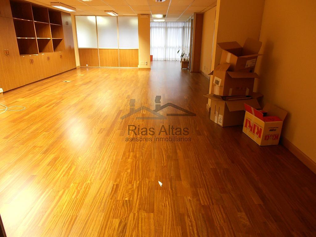 Oficina en alquiler en calle Juana de Vega, Centro-Juan Florez en Coruña (A) - 171795354