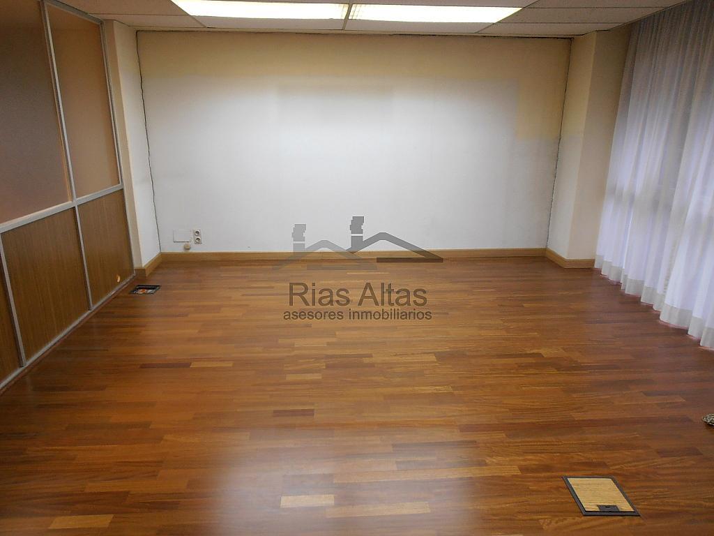 Oficina en alquiler en calle Juana de Vega, Centro-Juan Florez en Coruña (A) - 171795360